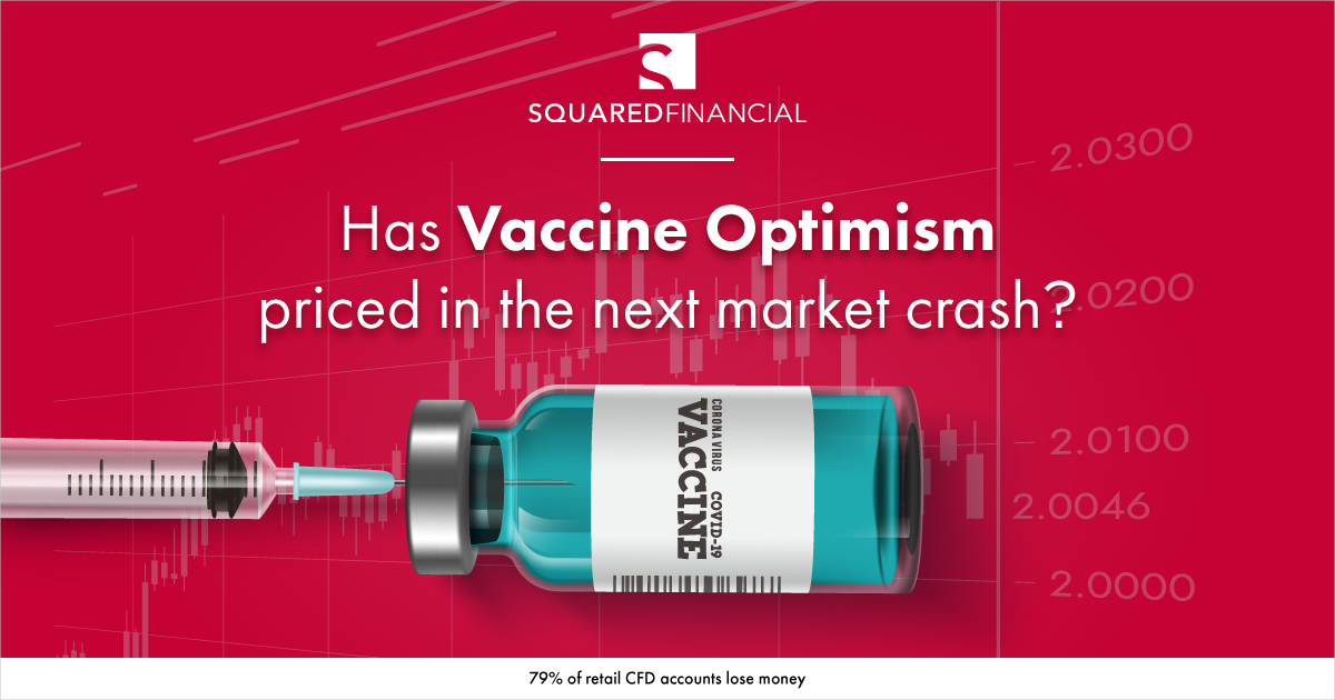 Has Vaccine Optimism priced in the next market crash?