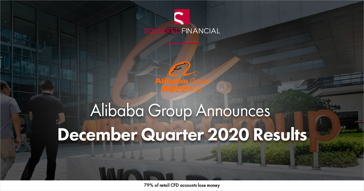 Alibaba Group Announces December Quarter 2020 Results
