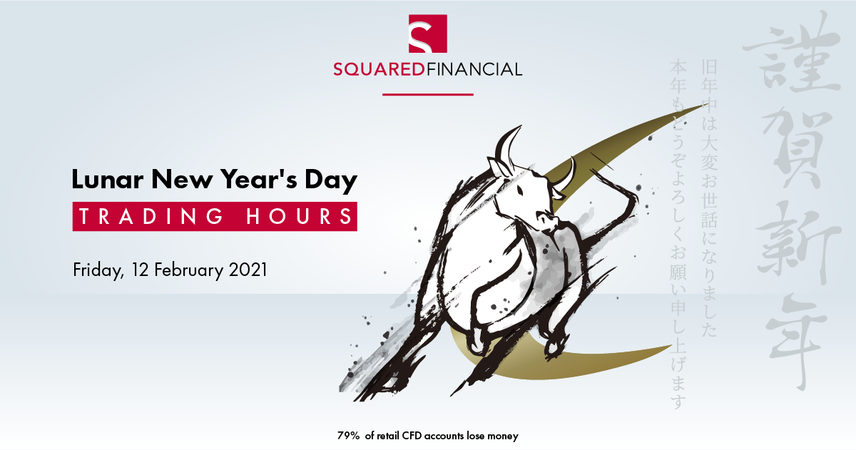 Chinese New Year's Trading Hours