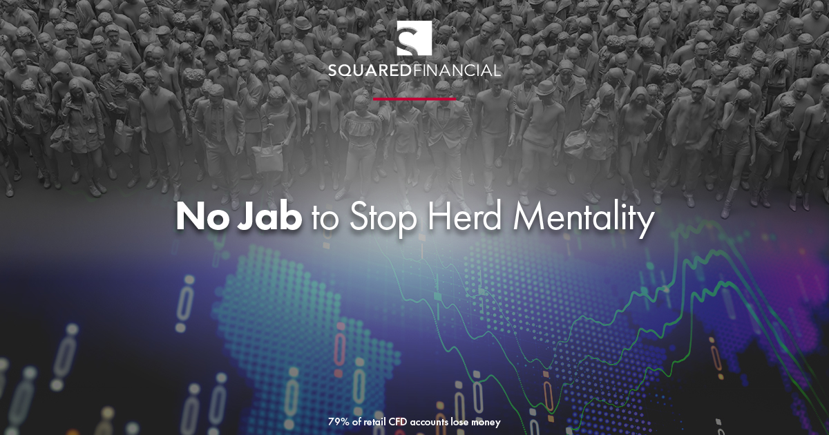 No Jab to Stop Herd Mentality