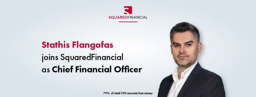 Stathis Flangofas Joins SquaredFinancial as Chief Financial Officer