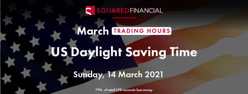 US Daylight Saving Time - Trading Hours