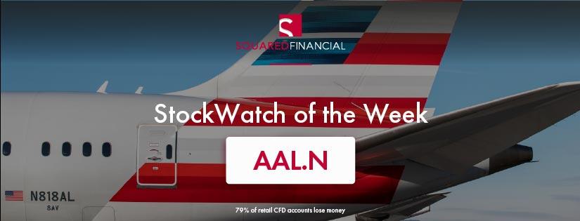 StockWatch of the Week: AAL.N