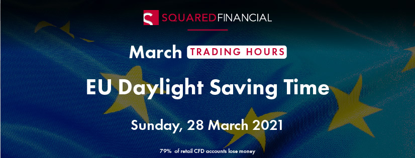 EU Daylight Saving Time - Trading Hours