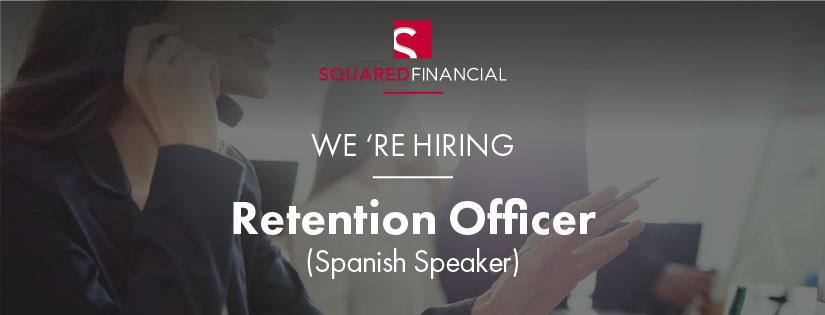 Retention Officer (Spanish Speaker)