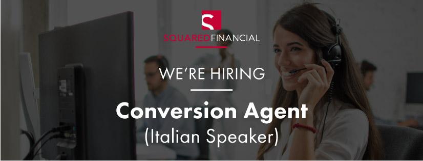 Conversion Agent (Italian Speaker)