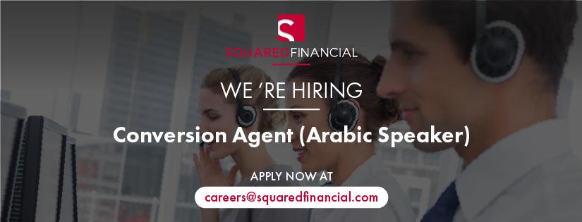 Conversion Agent (Arabic Speaker)
