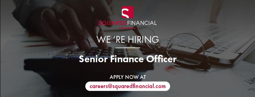 Senior Finance Officer