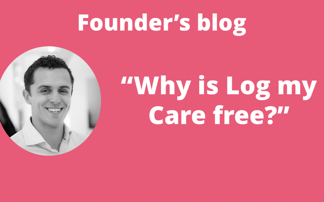 Why are you free? The first blog from our founder Sam Hussain