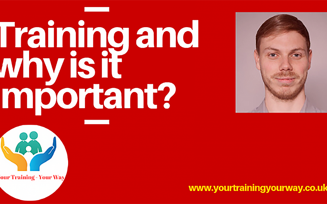 Why training is important for the care sector