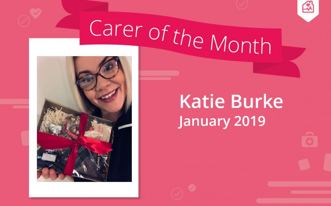 Carer of the month – January 2019