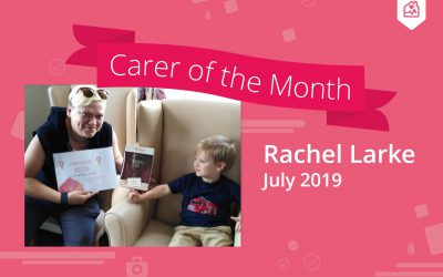 Carer of the month – July 2019