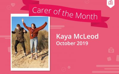 Carer of the month – October 2019