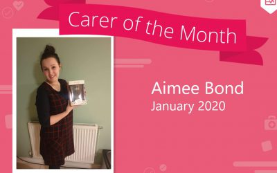Carer of the month – January 2020