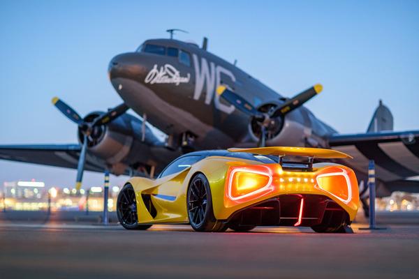 Lotus returns to Monterey Car Week - Lotus Evija