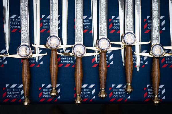 British Safety Council Sword of Honour