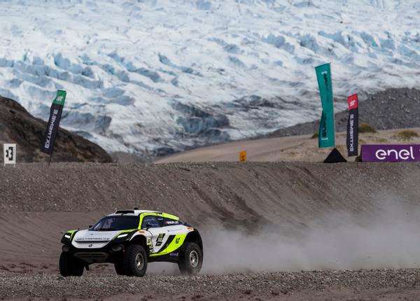 JBXE Extreme E in Arctic X Prix Greenland