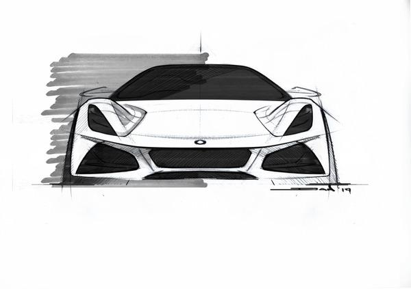Emira design sketch