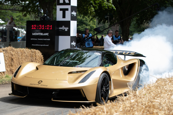 Lotus as Goodwood Featured Marque