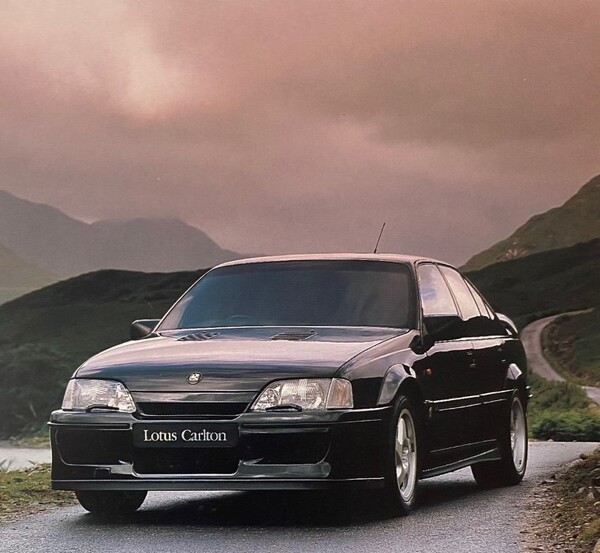 30 Years of the Lotus Carlton