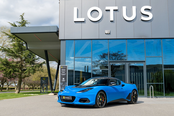Lotus Approved Programme