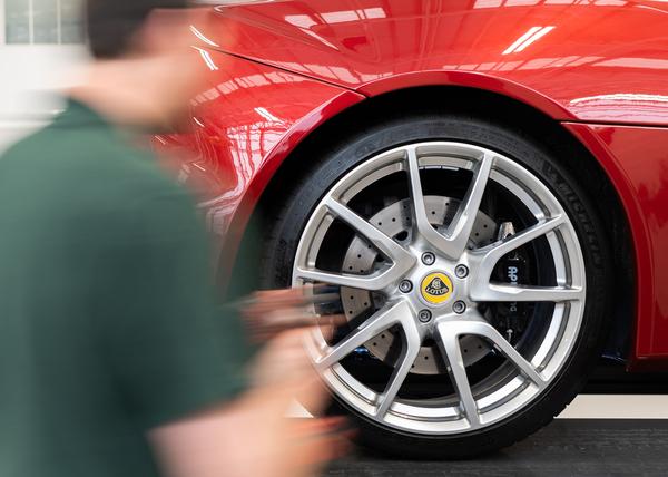 Lotus slashes servicing costs