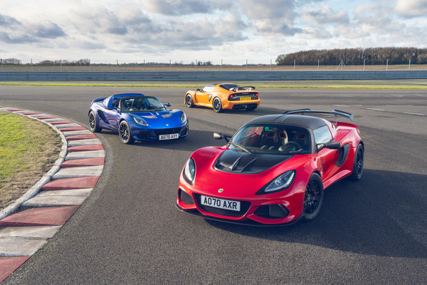 Lotus Final Edition Models