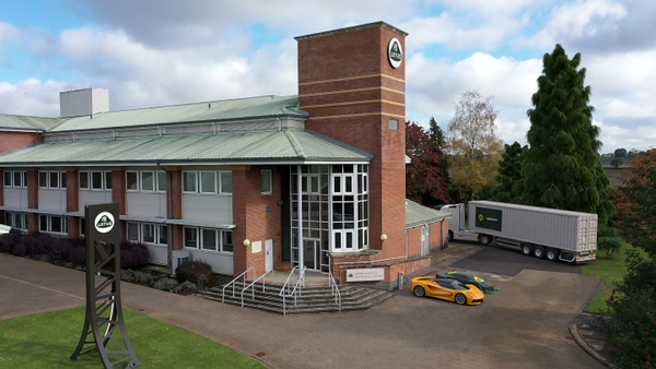 Lotus Driving Tomorrow - Lotus Advanced Technology Centre