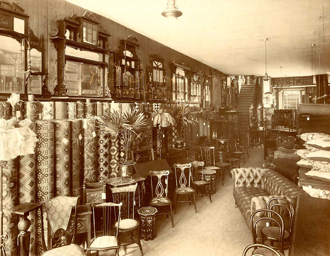 Lovell And Partners Fine Furniture c.1920
