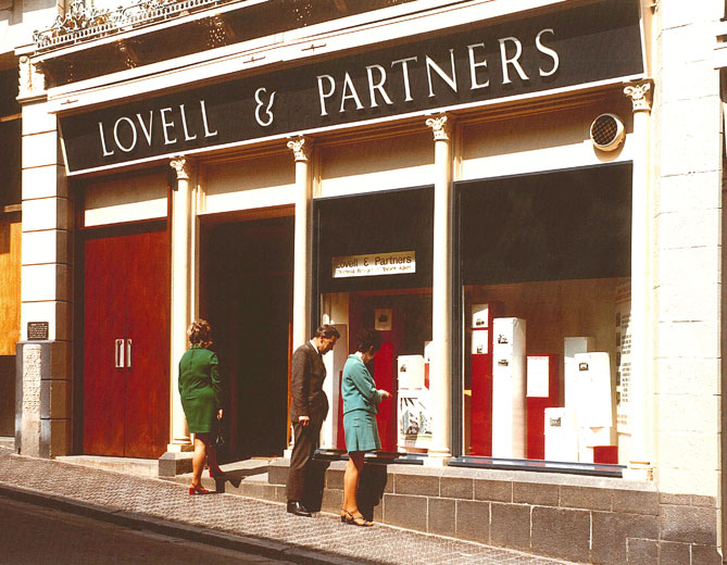 Lovell And Partners, Smith Street, St Peter Port c.1970