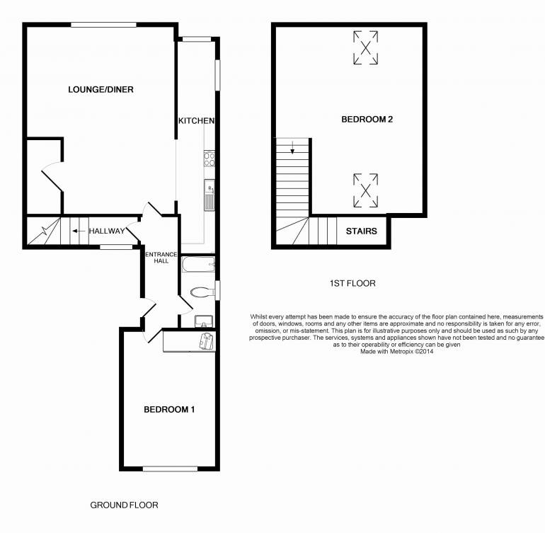 Elm Grove Apartments: First Floor Apartment - Elm Grove Court