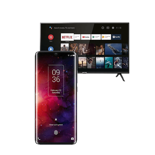 TCL 10 PRO With FREE 32 TV