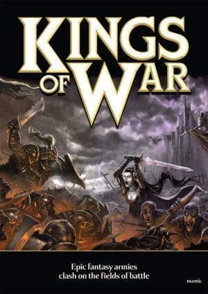 Kings of War – First Edition Digital