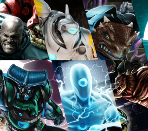 Complete DreadBall V1 Collection Digital