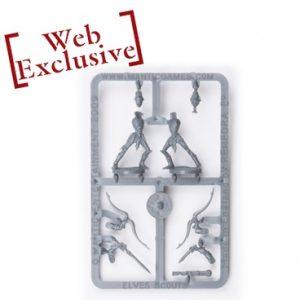 Plastic Frame Elves Scouts