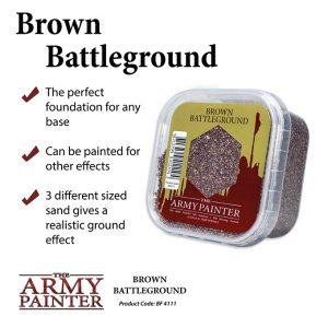Army Painter Battlefields Brown