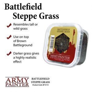 Army Painter Battlefields Steppe Grass