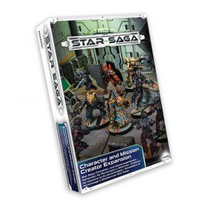 Star Saga Character and Mission Creator Expansion
