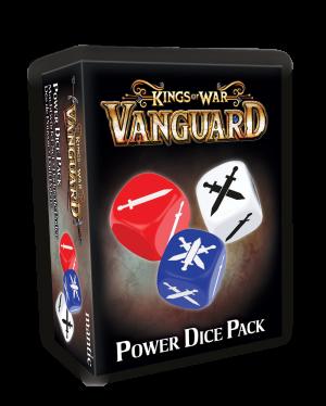 Vanguard Power Dice Pack