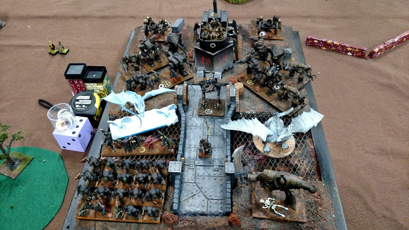 1st Kara Brown Abyssal Dwarfs