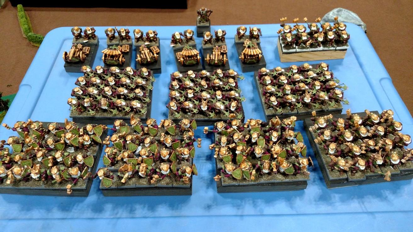 David Boll's Dwarf Army