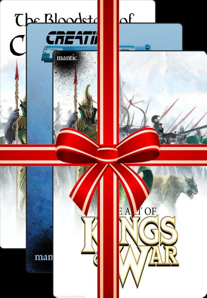 The Mantic Christmas Ebook bundle is here!