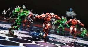 DreadBall Historic Match: Trontek Core World Series Championship