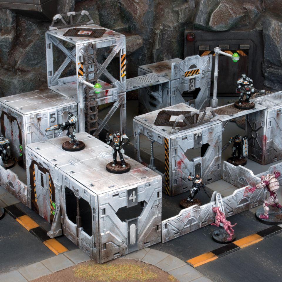 Deadzone terrain set