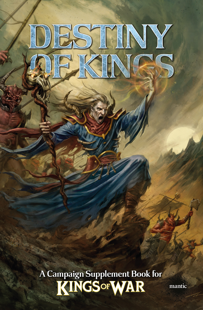 Destiny of Kings Campaign Book Cover 1