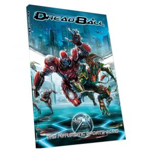Rulebook Dreadball Collector's Edition