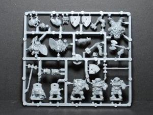 Dwarf Troop Sample