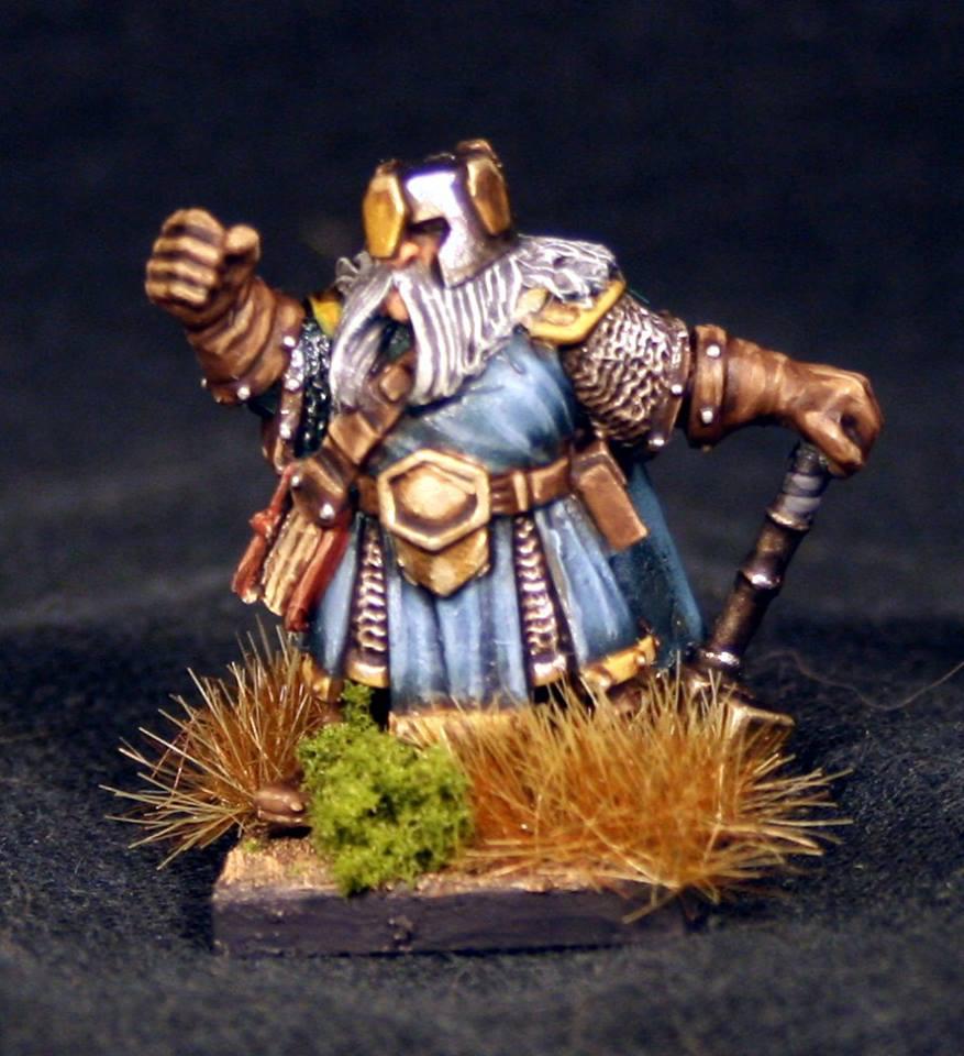 Dwarf Warsmith by Nick Williams