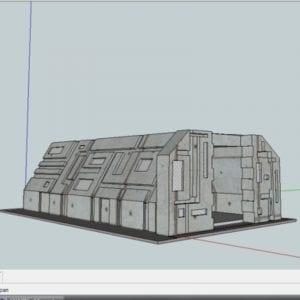 Hangar-CAD1