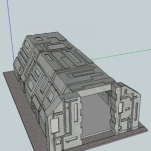 Hangar-CAD2